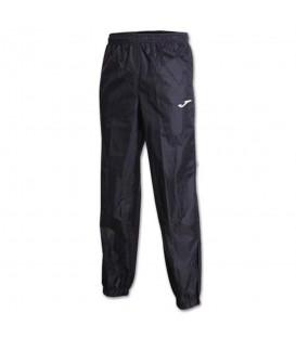 Pantalón joma largo impermeable leeds para hombre en color negro disponible en la tienda online chemasport.es