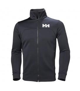 Chaqueta polar helly hansen hp fleece para hombre en color azul marino disponible en la tienda online chemasport.es