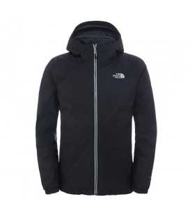 Chaqueta the north face quest insulated en color negro para hombre en la tienda online chemasport.es