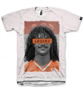 camiseta leg3nd gullit en blanco unisex al mejor precio en tu tienda online chemasport.es