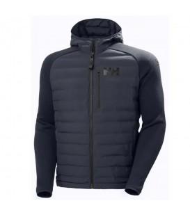chaqueta helly hansen artic ocean hybrid insulator para hombre en color azul marino en la tienda online chemasport.es