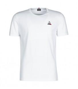 camiseta le coq sportif ess tee en color blanco al mejor precio en tu tienda online chemasport.es