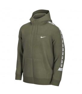 Sudadera nike sportwear en color verde para hombre en la tienda online chemasport.es