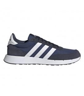 zapatillas adidas run 60S 2.0 para mujer en color azul marino en la tienda online chemasport.es