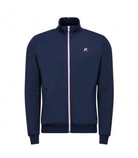 Sudadera le coq sportif essentiels para hombre en color azul marino disponible en la tienda online chemasport.es