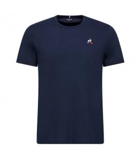 Camiseta le coq sportif essentiels para hombre en color azul marino disponible en la tienda online chemasport.es
