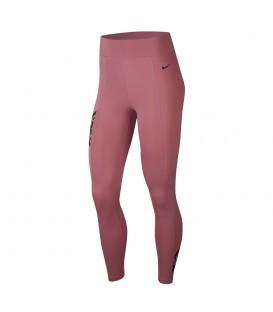 malla nike pro 7/8 para mujer en color rosa disponible en la tienda online chemasport.es
