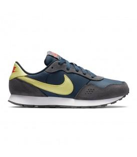 zapatillas nike md valiant para mujer y niños en color azul marino en la tienda online chemasport.es