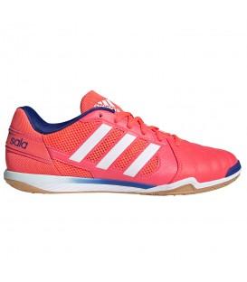 zapatillas de futbol sala top sala unisex en color rojo al mejor precio en tu tienda online chemasport.es