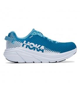 Zapatillas Hoka one rincon 2 para mujer en color azul en la tienda online chemasport.es