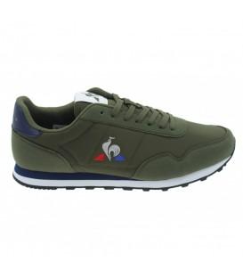 Las zapatillas le coq sportif astra sport en color verde para hombre en la tienda online chemasport.es