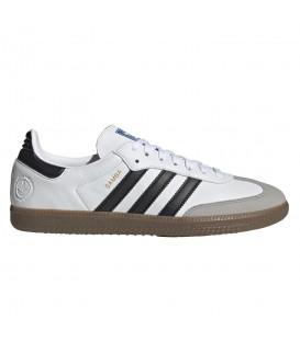Zapatillas adidas samba vegan unisex en color blanco en la tienda online chemasport.es