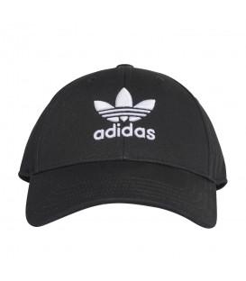 gorra adidas baseball classic trefoil unisex en color negro disponible en la tienda online chemasport.es