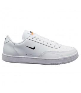 zapatillas nike court vintage unisex en piel de color blanco disponible en la tienda online chemasport.es