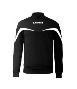 Sudadera legea calcutta en color negro para hombre en la tienda online chemasport.es