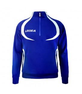 Sudadera legea giacca algeria para hombre en color azul royal disponible en la tienda online chemasport.es