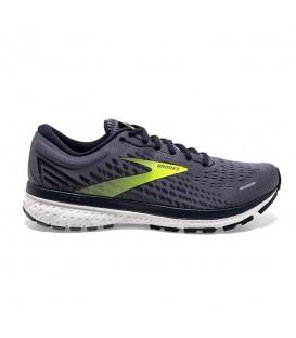 Zapatillas Brooks Ghost 13 para hombre. Perfectas para correr en cualquier superficie. Diseño ligero y flexible que asegura un gran confort y dinamismo.