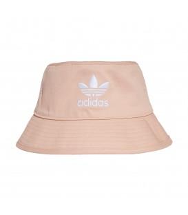 Gorro Adidas Bucket Hat para mujer en color rosa disponible en otros colores en tu tienda online chemasport.es