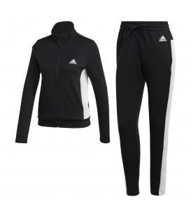 chandal Adidas Teamsports para mujer en color negro al mejor precio en tu tienda online chemasport.es