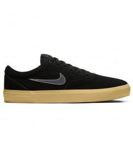 Zapatillas Nike SB Charge Suede unisex en color negro disponible en tu tienda online chemasport.es