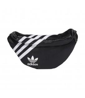 Riñonera Adidas Waisbag unisex en color negro disponible en chemasport.es