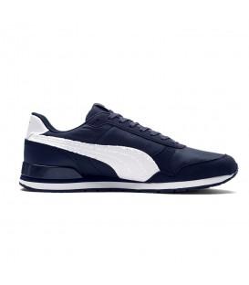 Zapatillas Puma ST Runner V2 SD Peacoat para hombre en color azul marino disponible en tu tienda online chemasport.es