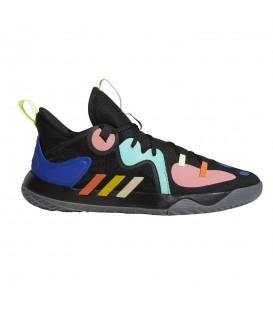 Zapatillas Adidas Harden Steoback2 para hombre en color negro disponible en tu tienda online chemasport.es