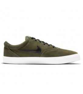 Zapatillas Nike SB Charge unisex en color verde disponibles en tu tienda online chemasport.es