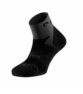 Calcetines Lurbel Desafio unisex en color negro disponibles en tu tienda online www.chemasport.es