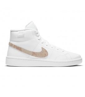 zapatillas nike court royale mid en color blanco para mujer disponible en tu tienda online chemasport.es