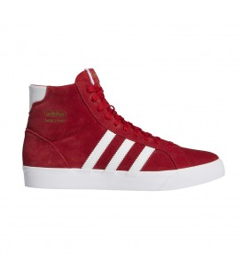 Zapatillas Basket Profi para mujer en color rojo disponible en tu tienda online www.chemasport.es
