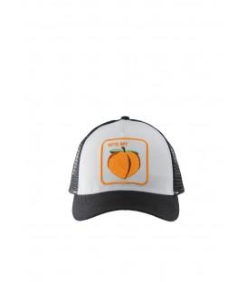 Gorra Cocowi Bite My Peach unisex en color gris disponible en tu tienda online www.chemasport.es
