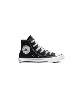 Zapatillas Converse Chuck Taylor All Star Hi para niño en color negro disponible en tu tienda online www.chemasport.es