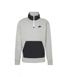 Sudadera Nike Sportwear para hombre en color gris disponible en tu tienda online www.chemasport.es