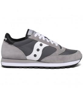 Zapatillas para hombre Saucony Jazz Original Vintage de color gris y blanco disponible en tu tienda online www.chemasport.es