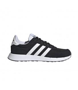 Zapatillas Adidas Run 60S 2.0 para mujer en color negro disponible a precio outlet en tu tienda online www.chemasport.es
