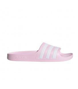 Chanclas adidas Adilette Aqua K de mujer en color rosa