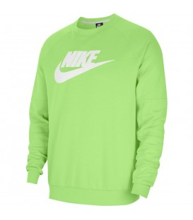 Sudadera Nike Sportwear para hombre en color verde disponible en tu tienda online de deportes www.chemasport.es