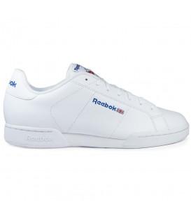 Zapatillas Reebok NPC II 1354 de color blanco estilo retro en Chema Sport envíos en 24/48 horas en tu tienda online www.chemasport.es