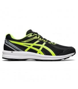 Zapatillas Asics Gel-Braid para hombre en color negro y amarillo disponible en tu tienda online de deportes www.chemasport.es