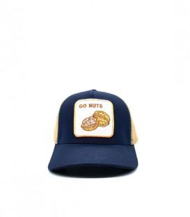 Gorra Cocowi Go Nuts unisex de color aul marino en tu tienda online de deportes www.chemasport.es al mejor precio.