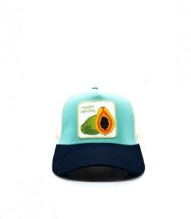 Gorra Cocowi Yummy Papaya unisex de color azul en tu tienda online sportwear www.chemasport.es al mejor precio.