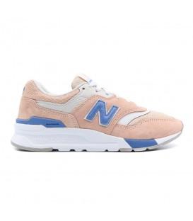 Zapatillas New Balance 997 para mujer de color beis en tu tienda online sportwear www.chemasport.es al mejor precio.