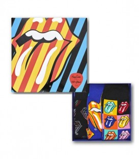 PACK CALCETINES HAPPY SOCKS ROLLING STONES