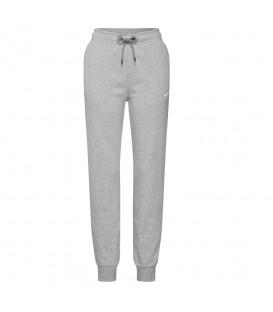 Pantalón Nike W Essential en color gris para mujer al mejor precio en tu tienda online de ropa sportwear www.chemasport.es