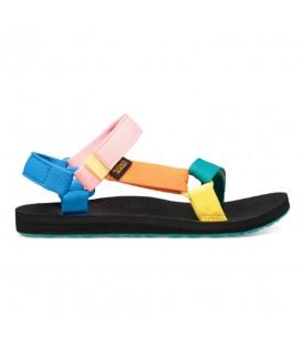 sandalias teva original para mujer en multicolor al mejor precio