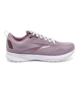 zapatillas brooks revel 3 para mujer en color rosa al mejor precio en tu tienda online chemasport.es