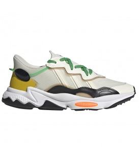 zapatillas adidas ozweego para hombre en color blanco al mejor precio en tu tienda online chemasport.es