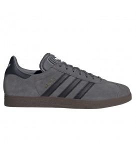 zapatillas gazelle en color gris para hombre al mejor precio en tu tienda online chemasport.es