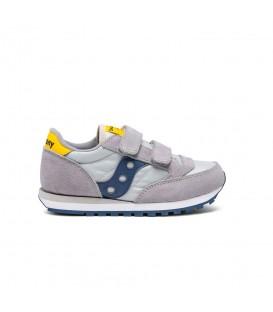Zapatillas Saucony Jazz Original en color gris disponible al mejor precio en tu tienda online de calzado de moda sportwear www.chemasport.es